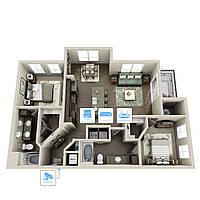 Система IP 2Mp видеонаблюдения на 1 камеру «под ключ» для частного дома