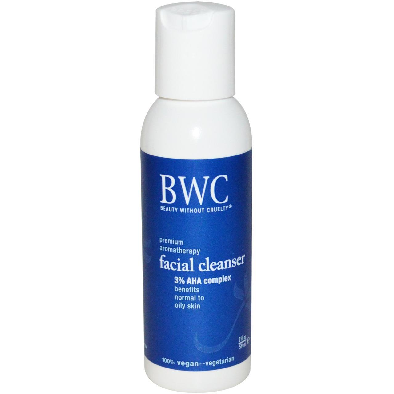 Beauty Without Cruelty, 3% комплекс AHA-кислот для очистки кожи лица, 59 мл (2 fl oz)