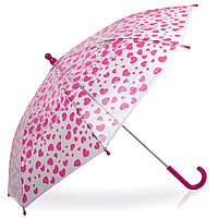Красивый детский зонт-трость, механический HAPPY RAIN (ХЕППИ РЭЙН) U48558-3