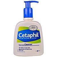 Cetaphil, Средство для ежедневного очищения лица, 8 жид.унций(237 мл)