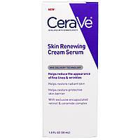 CeraVe, Регенерирующий Кожу Крем - Серум, 1 жидкая унция (30 мг)