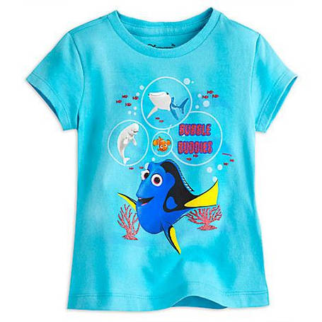 Футболка Disney для девочки L (10-12) детские футболки, фото 2