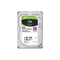 Жорсткий диск 3.5 Seagate BarraCuda Pro HDD 8TB 7200rpm 256MB ST8000DM005 SATA III