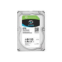 Жорсткий диск Seagate 3.5 SkyHawk HDD 6TB 7200rpm 256MB ST6000VX0023 SATAIII