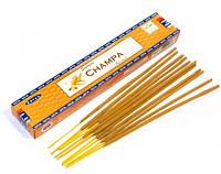 Supreme Champa (15 gm) (12 шт/уп)(Satya) пыльцовое благовоние
