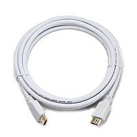 Кабель HDMI-HDMI v1.4. 3м Cablexpert CC-HDMI4-W-10