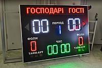 Электронное табло для баскетбола
