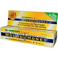 Eras Natural Sciences, Новозеландский мед мануки доктора Нордика, мед для ран, 80 г