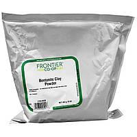 Frontier Natural Products, Порошок бентонитовой глины, 16 унций (453 г)