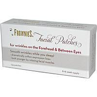 Frownies, Пластирі для особи, для шкіри на лобі та між очима, 144 пластиру