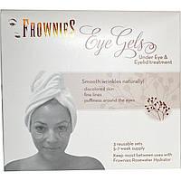 Frownies, Eye Gels, Under Eye & Eyelid Treatment, 3 Reusable Sets, 0.6 oz