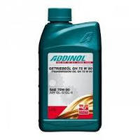 Трансмиссионное масло ADDINOL GETRIEBEOL GH 75W-90 1L