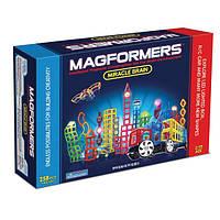 Магнитный конструктор Удивительный набор, 298 элементов, серия Большие наборы, Magformers