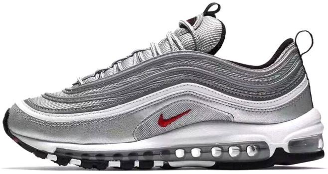 """4798c01d Мужские Кроссовки Nike Air Max 97 OG """" La Silver """" — в Категории ..."""