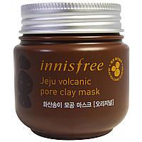 Innisfree, Глиняная маска для пор Чеджу Вулканик, 100 мл