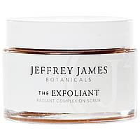 Jeffrey James Botanicals, Скраб, скраб с эффектом сияния, 59 мл (2,0 унции)