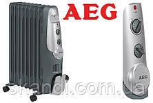 Масляный радиатор обогреватель 7 рёбер AEG RA 5520