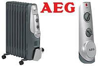 Масляный радиатор обогреватель 9 рёбер AEG RA 5521