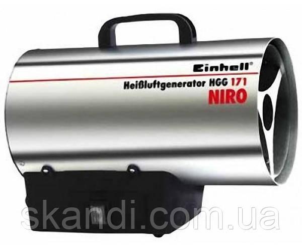Тепловая пушка Einhell Blue HGG 171 Niro 2330435