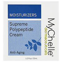MyChelle Dermaceuticals, Supreme Polypeptide Cream, Anti-Aging, 1.2 fl oz (35 ml)