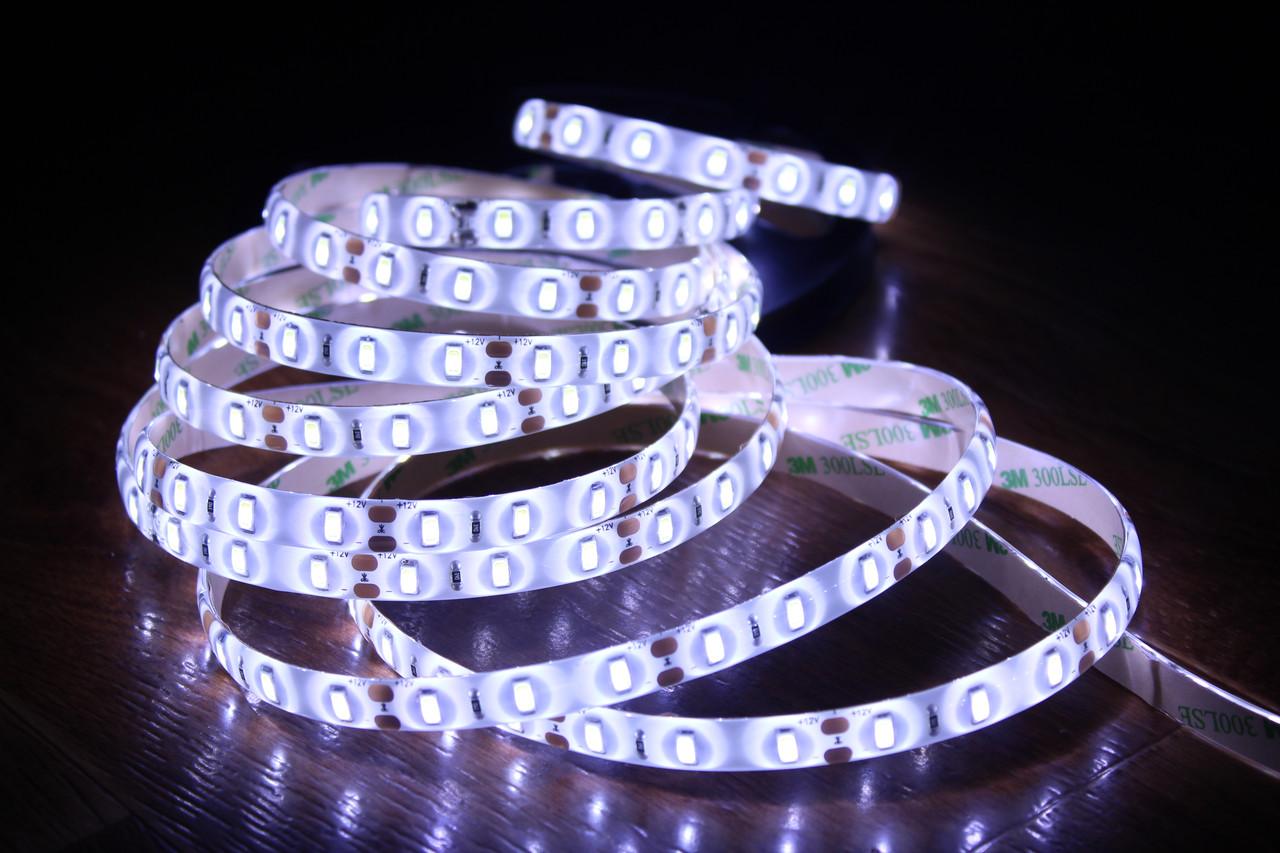 Світлодіодна стрічка 5050-60 IP65 білий