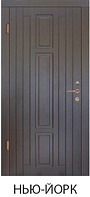 """Входная дверь для квартиры """"Портала"""" (серии комфорт) Нью-Йорк"""