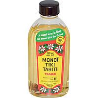Monoi Tiare Tahiti, Масло для загара с защитным фактором SPF 6, 120 мл