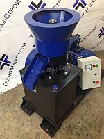 Гранулятор кормов и пеллет GRAND — 300 матрица 300мм
