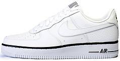 Мужские кроссовки Nike Air Force 1 07 Pivot White 488298-160, Найк Аир Форс