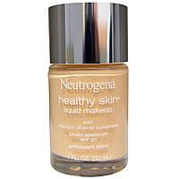 Neutrogena, Здоровая кожа, жидкий макияж, классический цвет слоновой кости 10, 1 жидкая унция (30 мл)