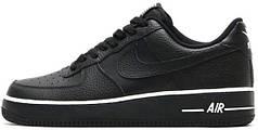 Мужские кроссовки Nike Air Force 1 Pivot Black 820266-001, Найк Аир Форс