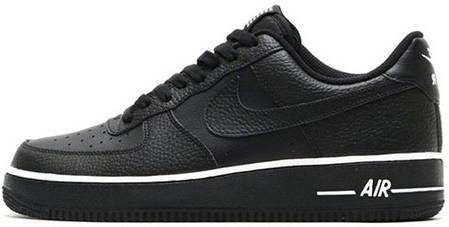 Мужские кроссовки Nike Air Force 1 Pivot Black 820266-001, Найк Аир Форс, фото 2