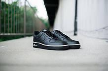 Мужские кроссовки Nike Air Force 1 Pivot Black 820266-001, Найк Аир Форс, фото 3