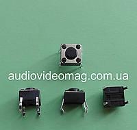 Кнопка тактовая 6х6х4.3 мм