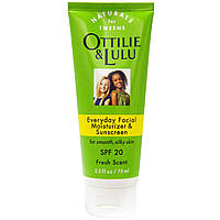 Ottilie Lulu, Everyday Facial Moisturizer & Sunscreen, SPF 20, 2.5 fl oz (75 ml)