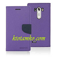 Чехол Book Cover Goospery LG K4/K130E Violet