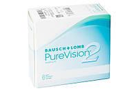 Контактные линзы Pure Vision 2 (4 шт)