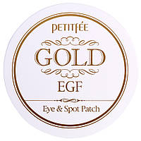 Petitfee, Gold EGF, Hydro Gel Eye & Spot Patch, 60/30 ct