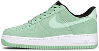 Женские кроссовки Nike Air Force 1 07 Seasonal Green Enamel Green, найк, айр форс