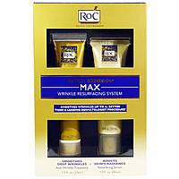 RoC, Ретинол Коррексион, Система максимального разглаживания морщин, 2 продукта наборе, по 1 жидк. унц. (30 мл) каждый