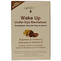 My Spa Life, Подъем Обновляющие подушечки для век, Эспрессо & Витамин E, 12 применений