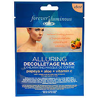 My Spa Life, Forever Luminous, Alluring Decolletage Mask, Chest, 0.81 oz (23 g)