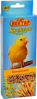 Корм папуг  нектар крекер канарковый - 2*50 г. Лори
