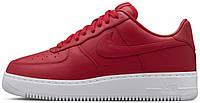 Женские кроссовки NikeLab Air Force 1 Low  Red, найк, айр форс