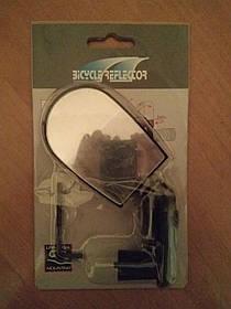 Зеркало заднего вида для велосипеда в руль