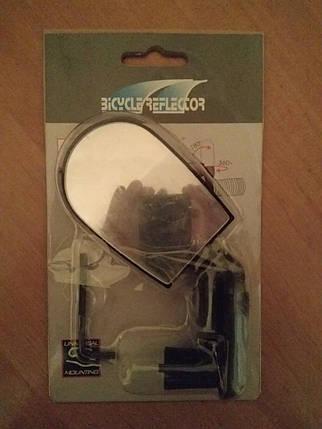 Зеркало заднего вида для велосипеда в руль, фото 2