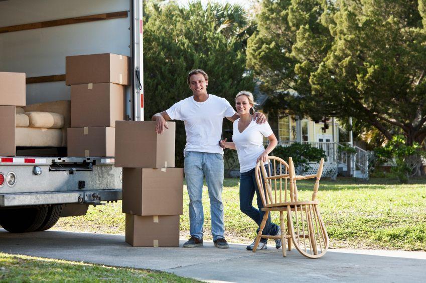 Домашній переїзд в Рівному та області