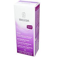 Weleda, Дневной увлажняющий крем, ирис, 1.0 жидкая унция (30 мл)