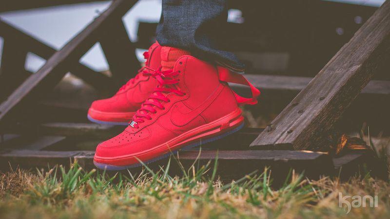 hot sale online 0fe95 eb6f2 ... red Nike Lunar Force 1 High 647902-600-03. Brand Nike Размера в наличии  ...