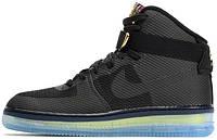 Мужские кроссовки Nike Air Force 1 High CMFT Lux Black, найк, айр форс